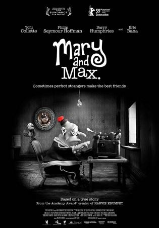 19. Mary and Max (2009)