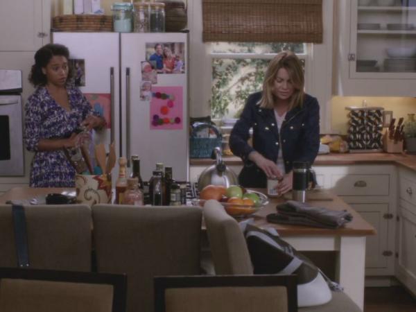 4. Het huis van Meredith is een bestaand huis