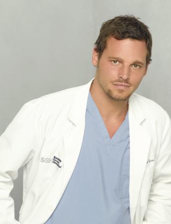 6. Dr. Karev zat niet in het originele script