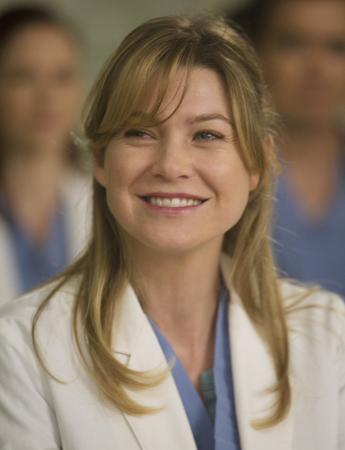 10. Ellen Pompeo heeft nooit auditie gedaan voor de rol van Meredith Grey