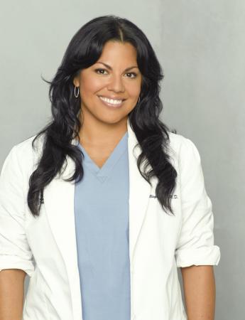 16. Sara RamÍrez mocht zelf kiezen in welke ABC-reeks ze zou spelen
