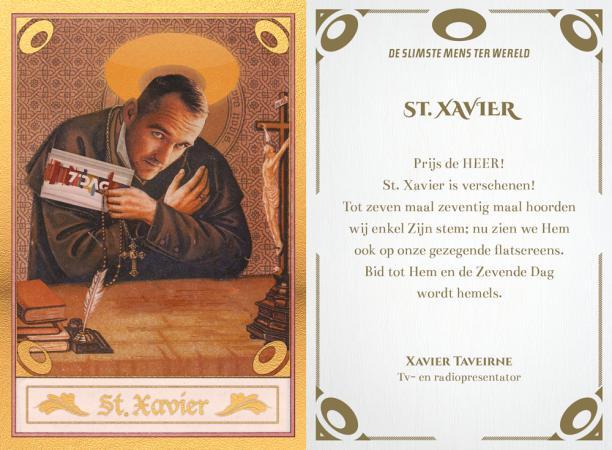 Xavier Taveirne