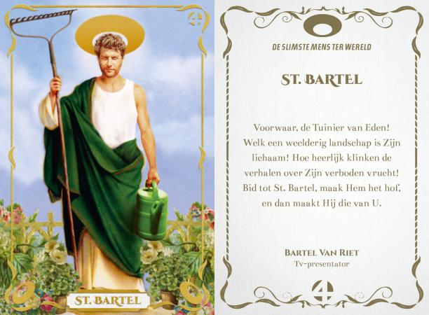 Bartel Van Riet