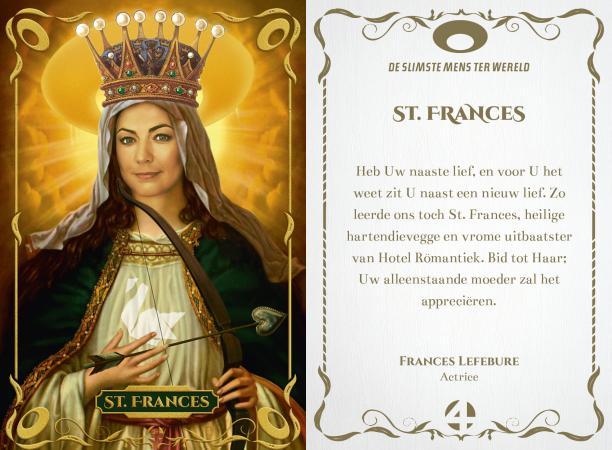 Frances Lefebure