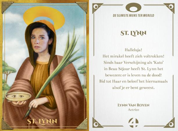 Lynn Van Royen