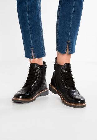 Hiker boots-geïnspireerd