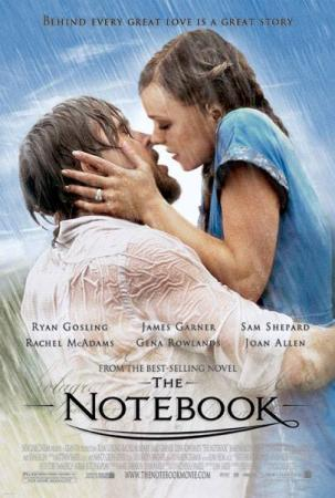 19. The Notebook (2004)