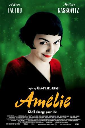 3. Le Fabuleux Destin d'Amélie Poulain (2001)