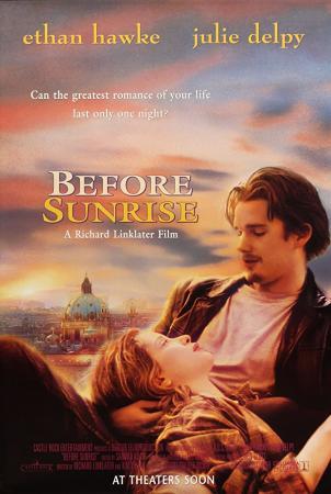 8. Before Sunrise (1995)