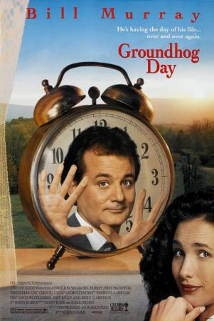 16. Groundhog Day (1993)