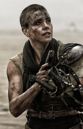 Charlize Theron pour « Mad Max: Fury Road »