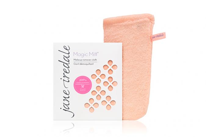 Magic Mitt (handschoen om make-up te verwijderen) van Jane Iredale