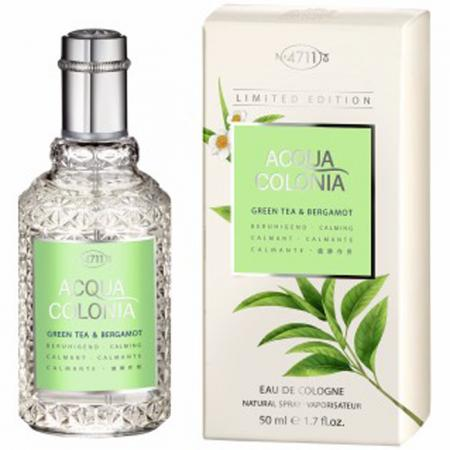 4711 Acqua ColoniaGreen Tea & Bergamot