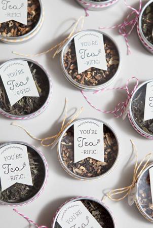 Kruiden voor thee