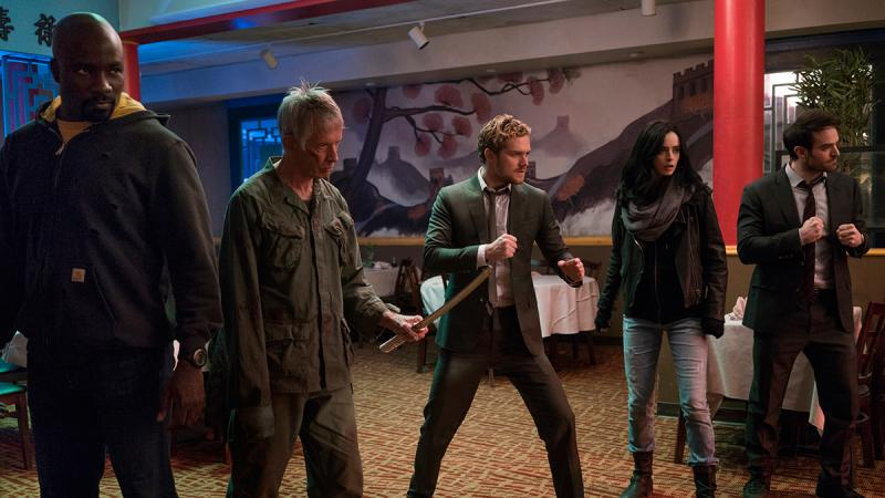 Marvel's, the Defenders