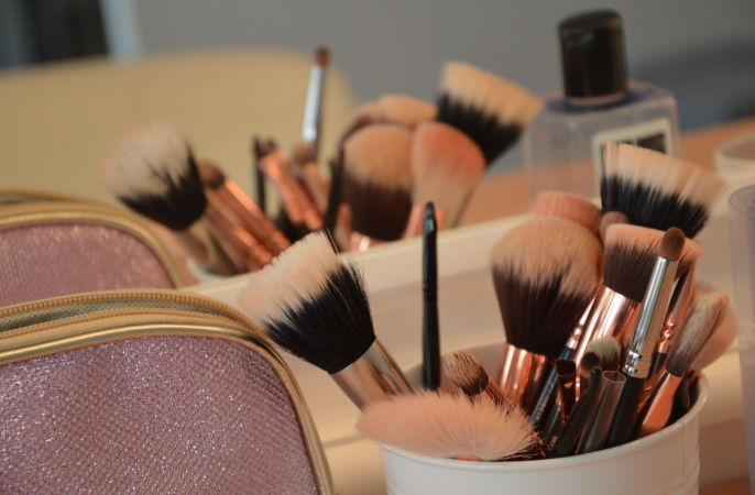 Le coin make-up