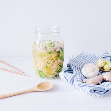 Le noodles jar