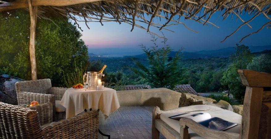 Petra Segreta Resort & Spa, Sardinië