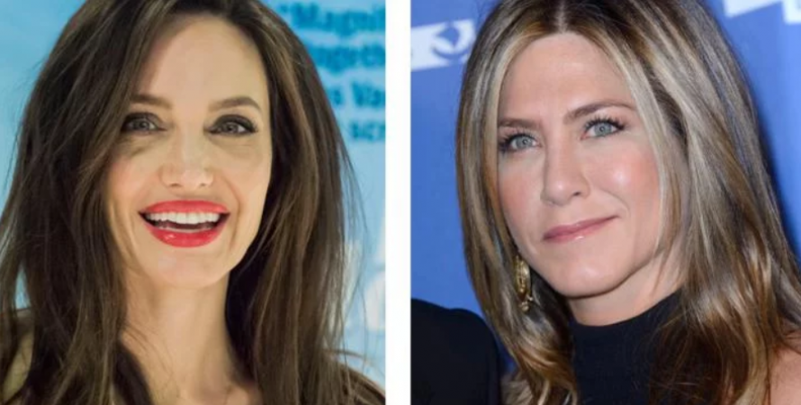 4. Angelina Jolie vs Jennifer Aniston