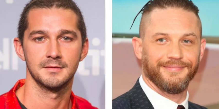 5. Shia LaBeouf vs Tom Hardy