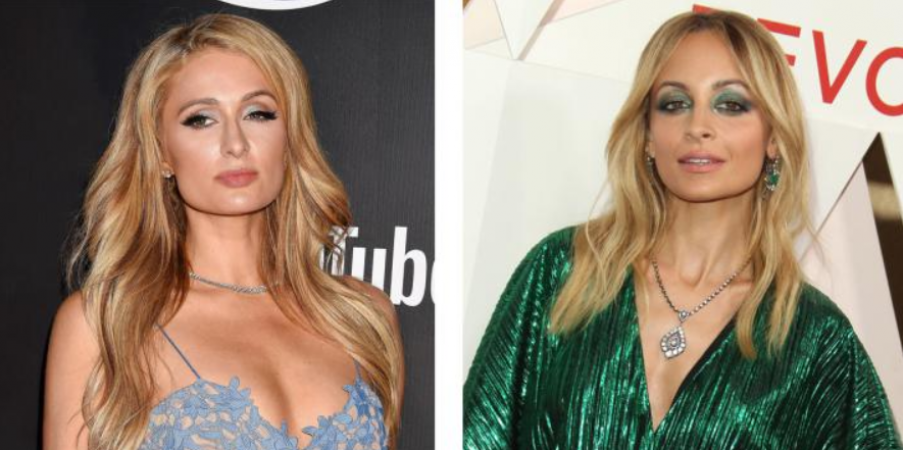 6. Paris Hilton vs Nicole Richie