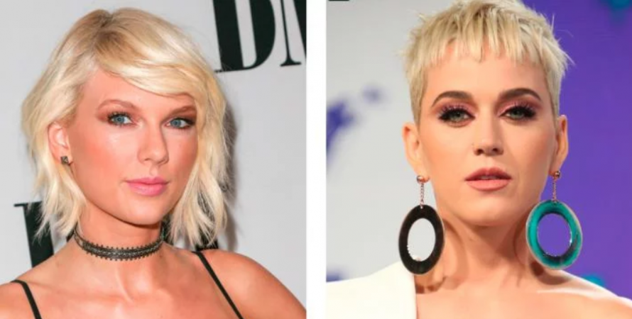 8. Taylor Swift vs Katy Perry