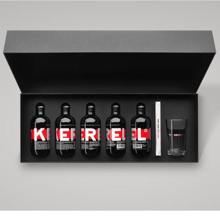 Limited edition giftbox van KEREL