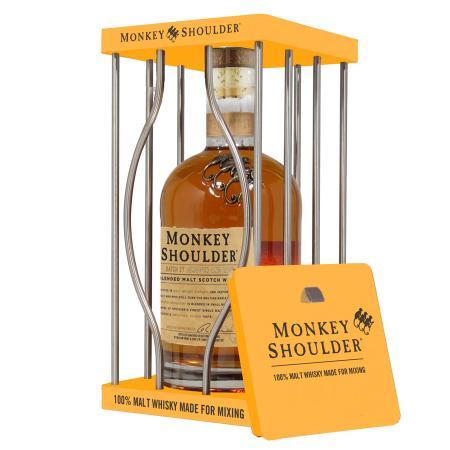 Monkey Shoulder Giftcage