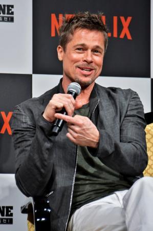 1995: Brad Pitt