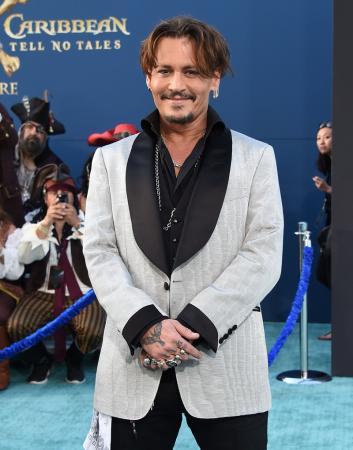 2009: Johnny Depp