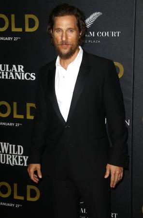 2005: Matthew McConaughey