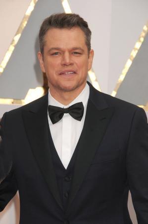 2007: Matt Damon