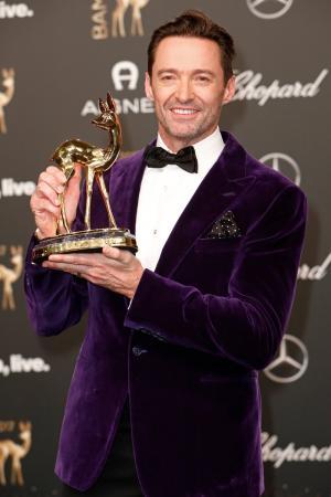 2008: Hugh Jackman