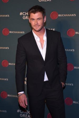 2014: Chris Hemsworth