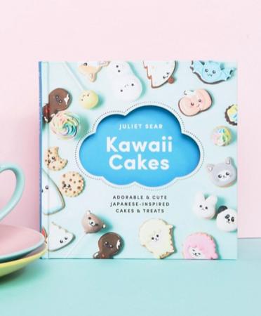Receptenboek met Kawaii Cakes door Juliet Sear