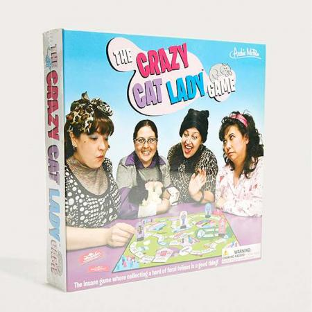 Crazy Cat Lady-spel