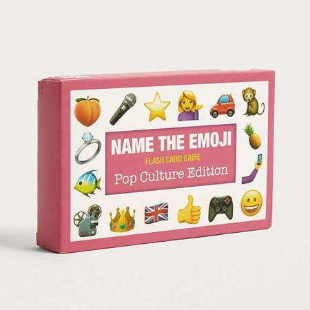 'Name the Emoji'-kaartspel