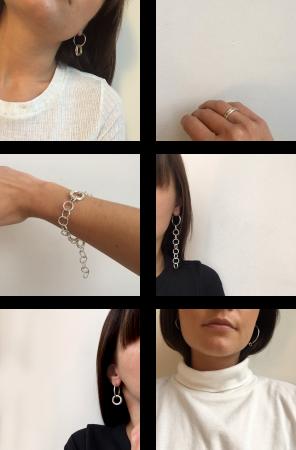 Veronique x Anso juwelenbox met 9 ringen om zelf juwelen mee te maken