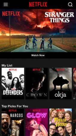 8. Netflix