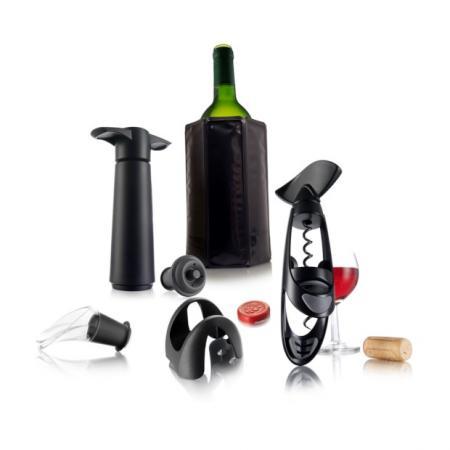 Kit d'accessoires pour bouteilles de vin