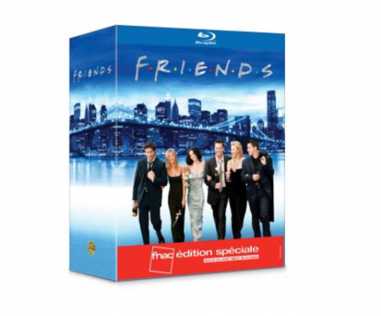 Dvd-box Friends