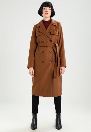 Geklede mantel