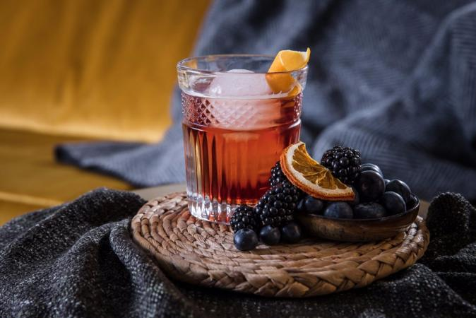 Strongbow Bloody Berry