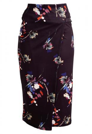 La jupe crayon sophistiquée