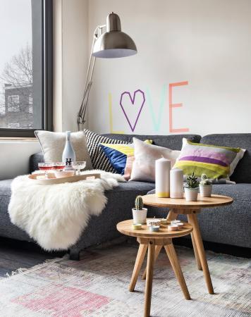 Breng wat liefde in huis