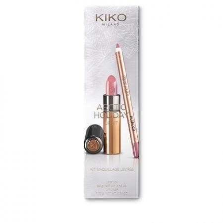Arctic Holiday Lip Kit – Kiko