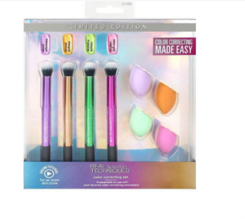 Color Correcting Set – Real Techniques
