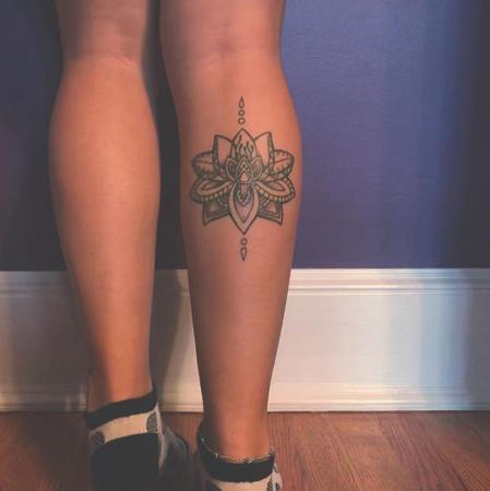 Geliefde De allermooiste tattoos voor op je kuit &PZ62