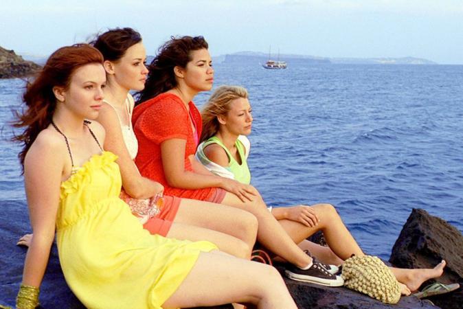 The Sisterhood of the Travelling Pants (2005)