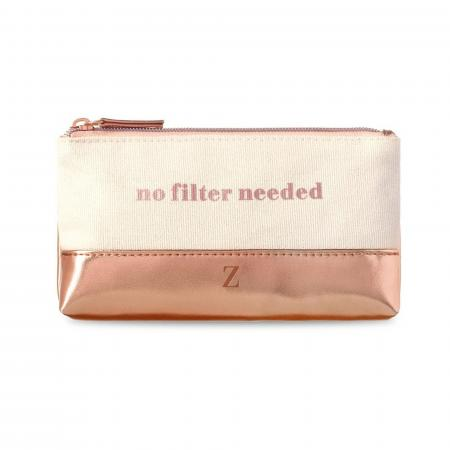 Make-uptasje 'No Filter Needed'